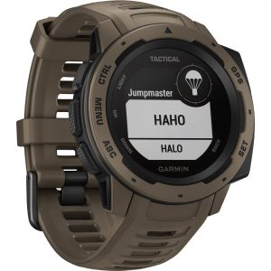 Đồng hồ Garmin Instinct (Coyote Tan, Tactical Edition)